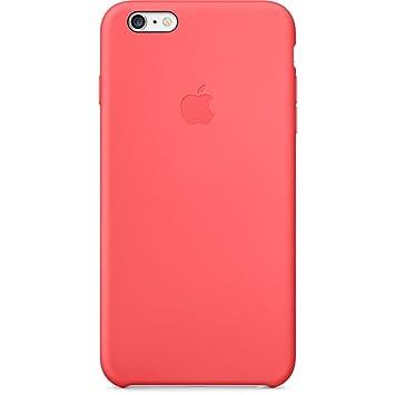 apple mgxw2zm a coque en silicone pour iphone 6 plus rose new hot cvfgfvbgfd. Black Bedroom Furniture Sets. Home Design Ideas
