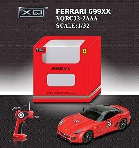 XQ 1:32 Remote Controlled Ferrari 599XX