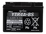 GS YUASA [ ジーエスユアサ ] シールド型 バイク用バッテリー YTR4A-BS