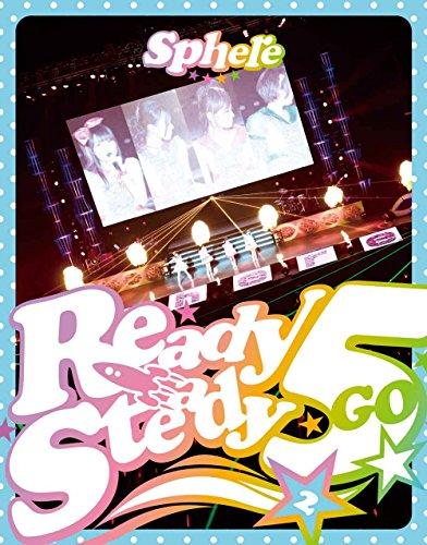 スフィア LIVE2014「スタートダッシュミーティング Ready Steady 5周年! in 日本武道館~ふつかめ~」 [Blu-ray]