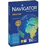 Navigator Office Premium Card High Quality 160gsm A4 Bright White - Ref PCO160F1 [250 Sheets]