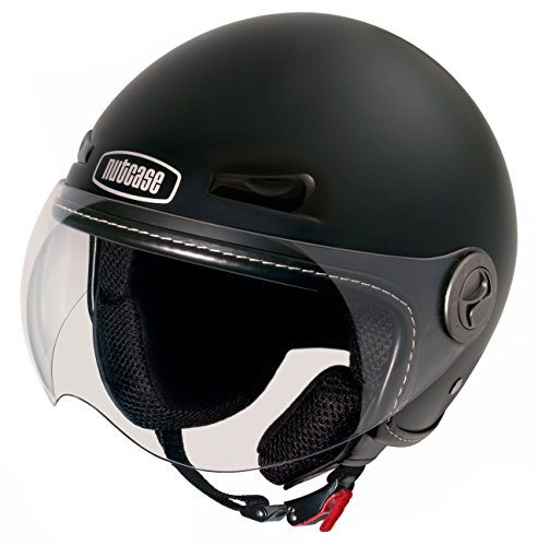 Nutcase - Motorcycle/Scooter Helmet, Fits Your Head, Suits Your Soul - Pepper Matte, Small (Head Suit compare prices)