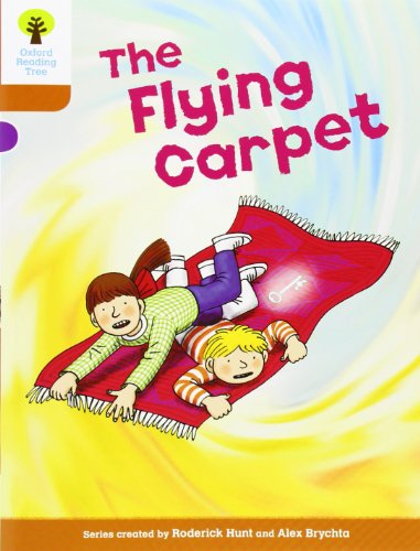 Oxford Reading Tree: Level 8: Stories: The Flying Carpet
