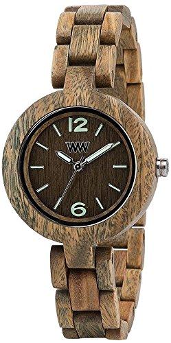 WeWood Kappa Chocolate Watch WW15003