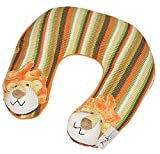 Maison Chic Decorative Knit Travel Pillow for Children and Toddlers - Lion