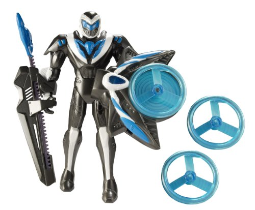Max Steel Rip Launch Action Figure - 1