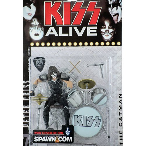 Kiss Alive - The Catman Peter Criss