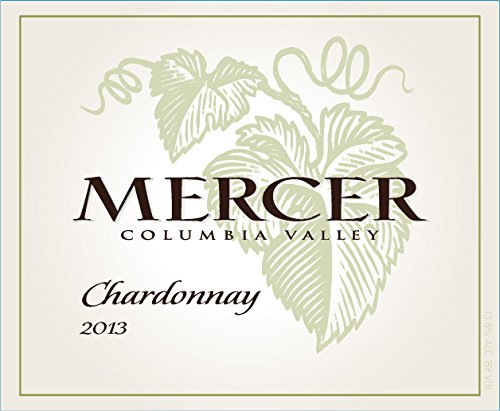2013 Mercer Estates Chardonnay 750 Ml