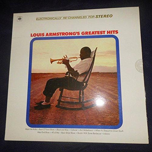 Louis Armstrong Louis Armstrong Louis Armstrong S