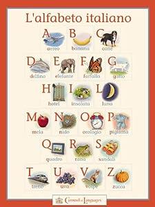 Italy alphabet