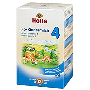 """Lait de croissance bio """"4"""" dès 12 mois - 600 gr"""