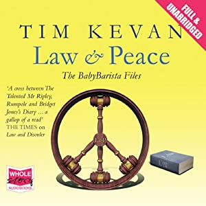 Law and Peace Audiobook