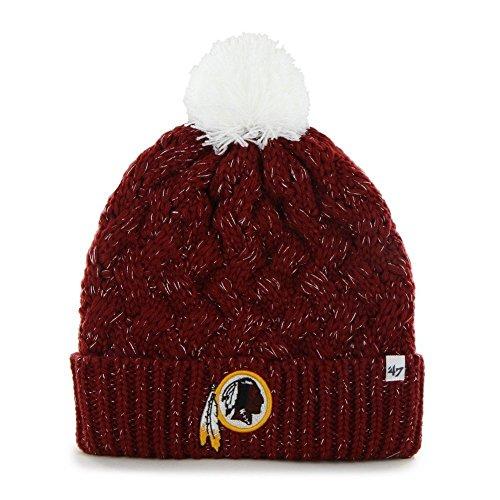 NFL Shop -  Berretto in maglia  - Donna Rosso rosso Taglia unica