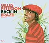Back in Brazil Gilles Peterson