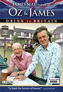 Oz & James Drink to Britain