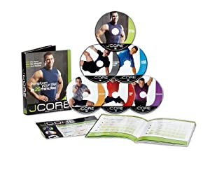 JCORE Accelerated Body Transformation DVD Series (Set of 6)