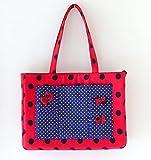Allmine Women's Shoulder Bag (Maroon) (FABAMS000001)