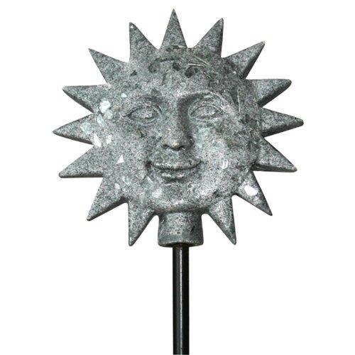 Greemotion 615513 Sonne auf Stab 14.5 x 4.5 x 18 cm
