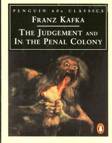 "in the penal colony kafka Most people, when they hear the name ""kafka"", think of the metamorphosis instead, they should think about ""in the penal colony"" this is, understandably, an."
