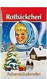 Rabenhorst Rotbäckchen Adventskalender, 1er Pack (1 x 3 l)