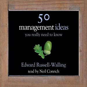 50 Management Ideas You Really Ought To Know Audiobook