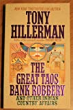 """The Great Taos Bank Robbery and Other Indian Country Affairs"" av Tony Hillerman"