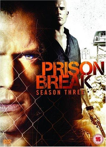 Prison Break - Season 3 [DVD]