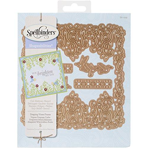 spellbinders-draping-vines-frame
