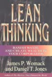 img - for Lean Thinking : Banish Waste and Create Wealth in Your Corporation book / textbook / text book
