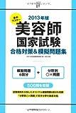2013年版 集中マスター 美容師国家試験合格対策&模擬問題集