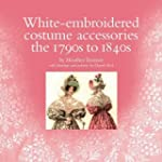 White-embroidered Costume Accessories...
