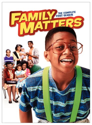 Family Matters: The Complete First Season -