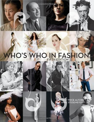 Who's Who in Fashion 5th Edition