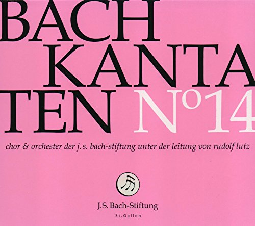 The Foundations - Bach: Kantaten No. 14 - Zortam Music