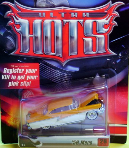 Hot Wheels Ultra Hots '56 Merc