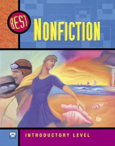Best Nonfiction: Introductory