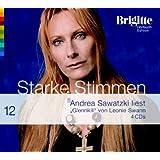"""Glennkill. Starke Stimmen. Brigitte H�rbuch-Edition 2,  4 CDsvon """"Leonie Swann"""""""