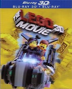 The LEGO Movie [2D + 3D Blu-ray] (Lenticular Slipcase)