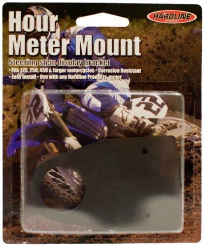 Hardline Products HRMM-2 Hour Meter Mount for Re-Settable Hour Meter
