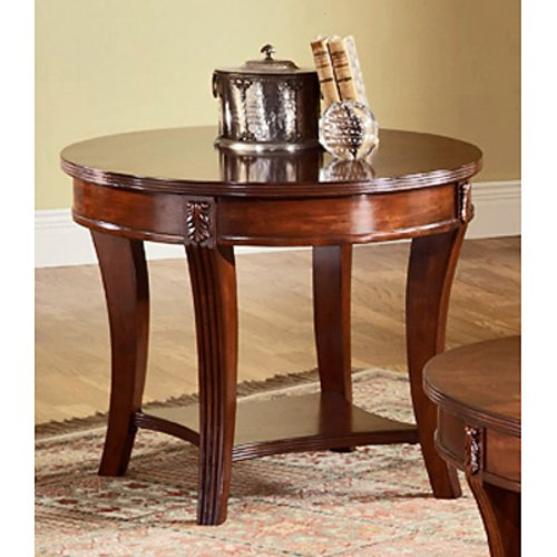Cheap Bernards Wellington End Table (B0071B0ZIS)