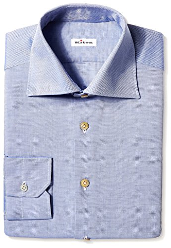 kiton-mens-solid-dress-shirt-blue-45-us