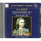 Bach : Sonates Et Partitas Vol. 2