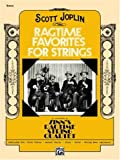 Ragtime Favorites for Strings: Bass (076923285X) by Joplin, Scott