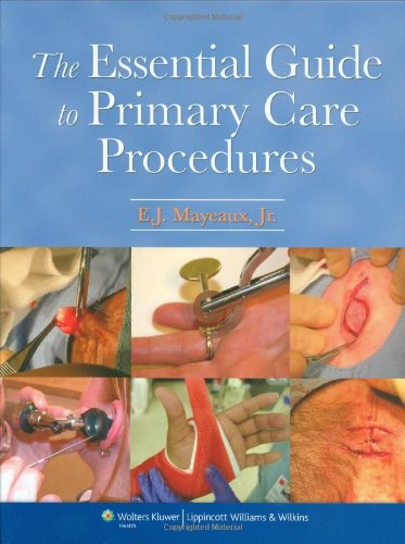 The Essential Guide To Primary Care Procedures front-1047471