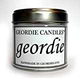 Geordie Scented Candle Geordie Candles UK