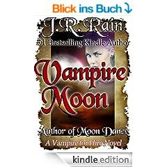 Vampire Moon (Vampire for Hire  Book 2) (English Edition)