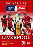 echange, troc Liverpool Fc - the Magic of the Fa Cup [Import anglais]