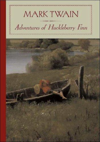 Adventures Of Huckleberry Finn (Treasury of Illustrated Classics)