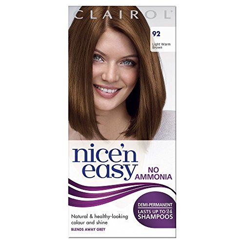clairol-nicen-easy-non-permanent-no-amonia-hair-dye-light-warm-brown-92-by-clairol-nicen-easy