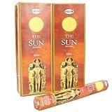 HEM サン香 スティック ヘキサパック(六角) 12箱セット HEM SUN